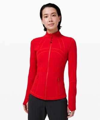 디파인 재킷 *새해 스페셜 에디션, DARK RED