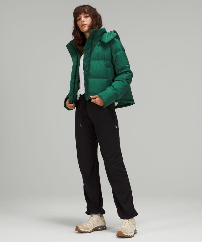 Wunder Puff Cropped Jacket