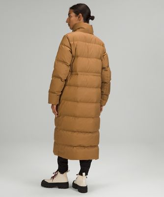 Wunder Puff Long Jacket