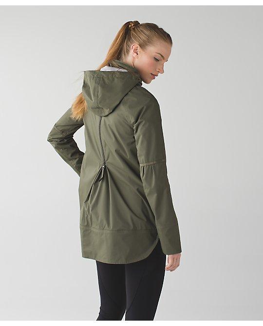 Sale alerts for Lululemon Rain Supreme Jacket - Covvet
