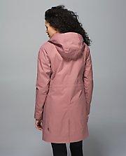 Rain On Jacket
