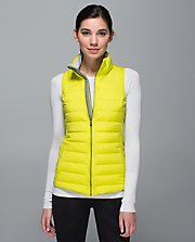 Fluffed Up Vest