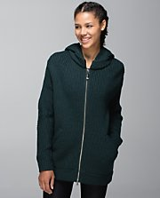 Sweat-Er Once A Day Jacket