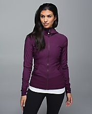 In Flux Jacket PLUM 8