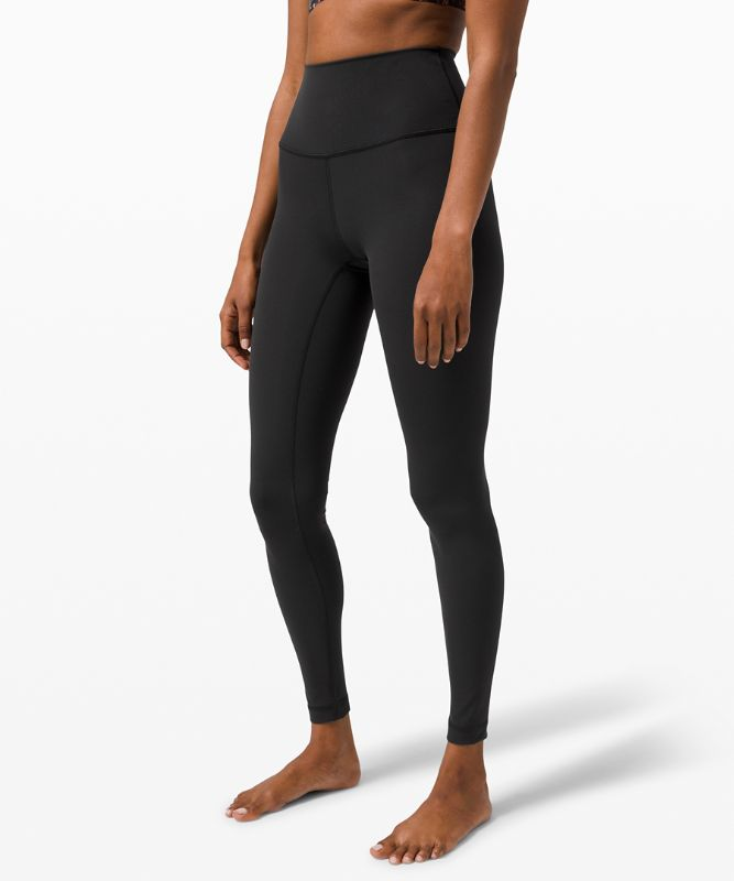 Wunder Under High-Rise Tight Brushed Full-On® Luxtreme