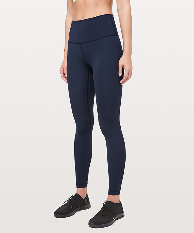 ae8d1c1f61e True Navy Wunder Under High-Rise Tight 28