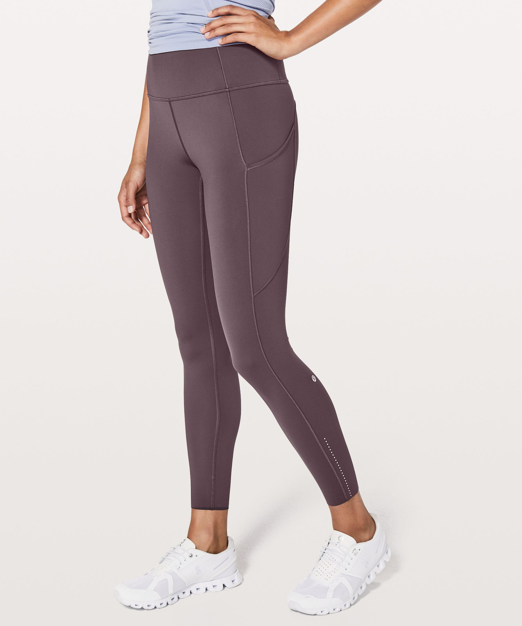 """Fast & Free 7/8 Tight Ii Nulux 25""""New by Lululemon"""