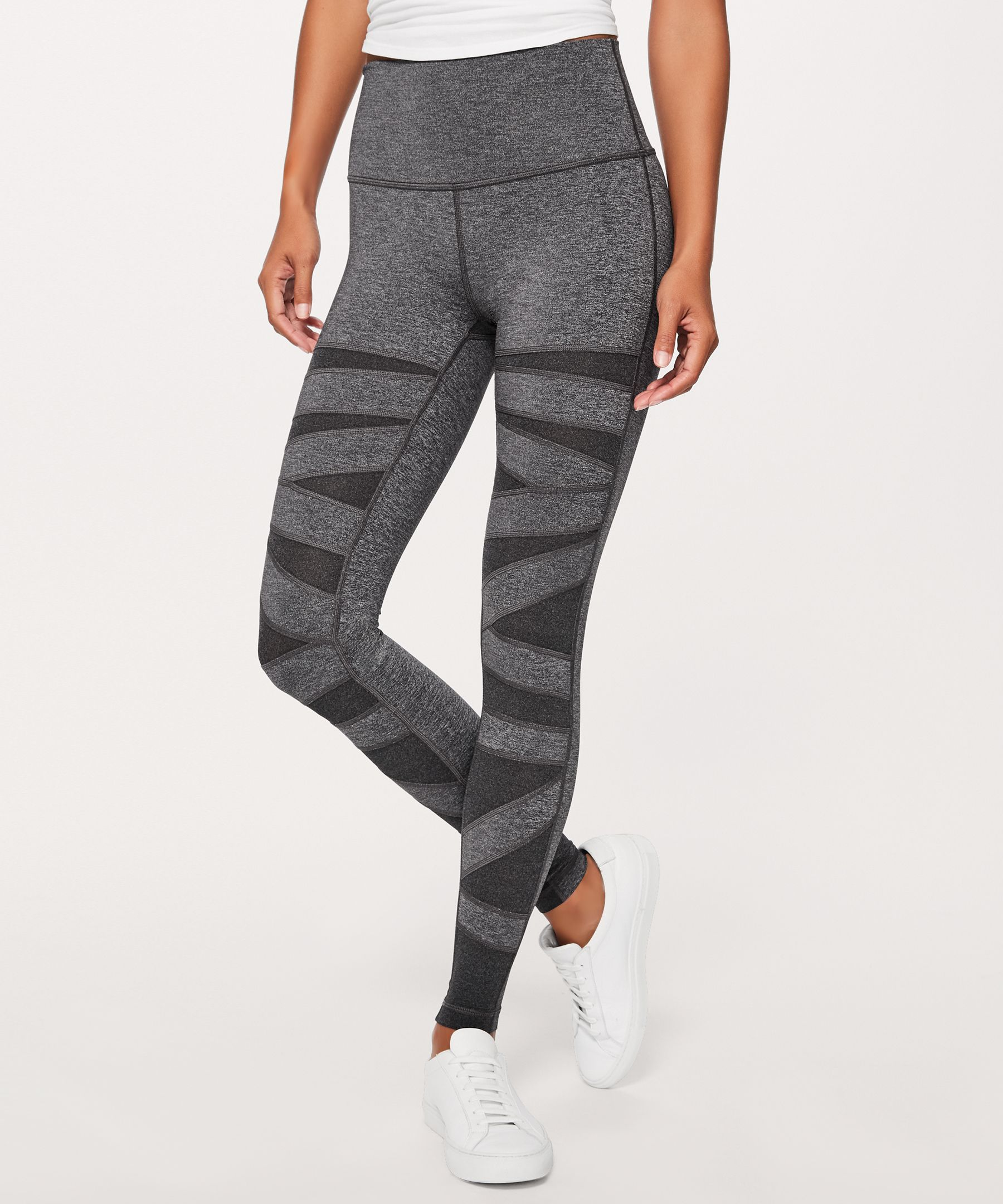"""wunder-under-pant-(hi-rise)-special-edition-tech-mesh-28"""" by lululemon"""