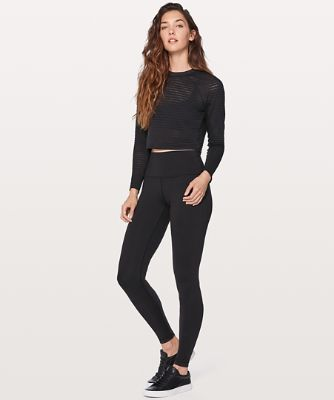 Legging Wunder Under Taille haute (long) *Full-On Exclusivité en ligne 78 cm