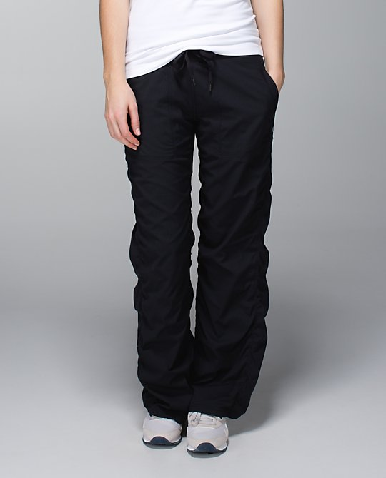 Dance Studio Pant II*T*Lined