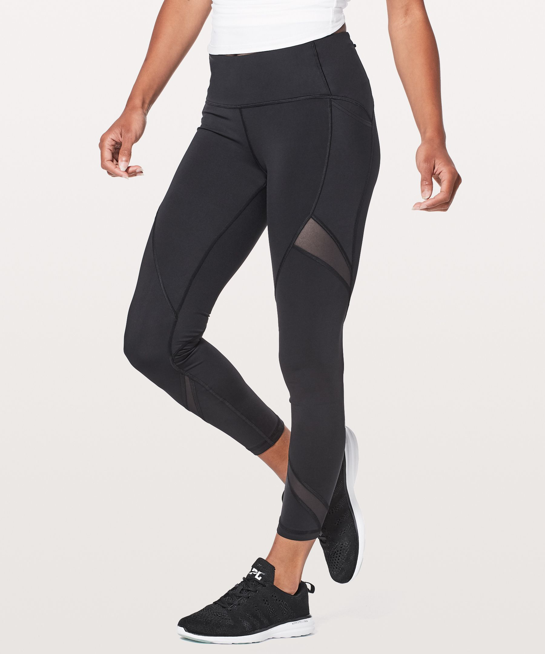 "On Pace Tight 7/8 25""New by Lululemon"