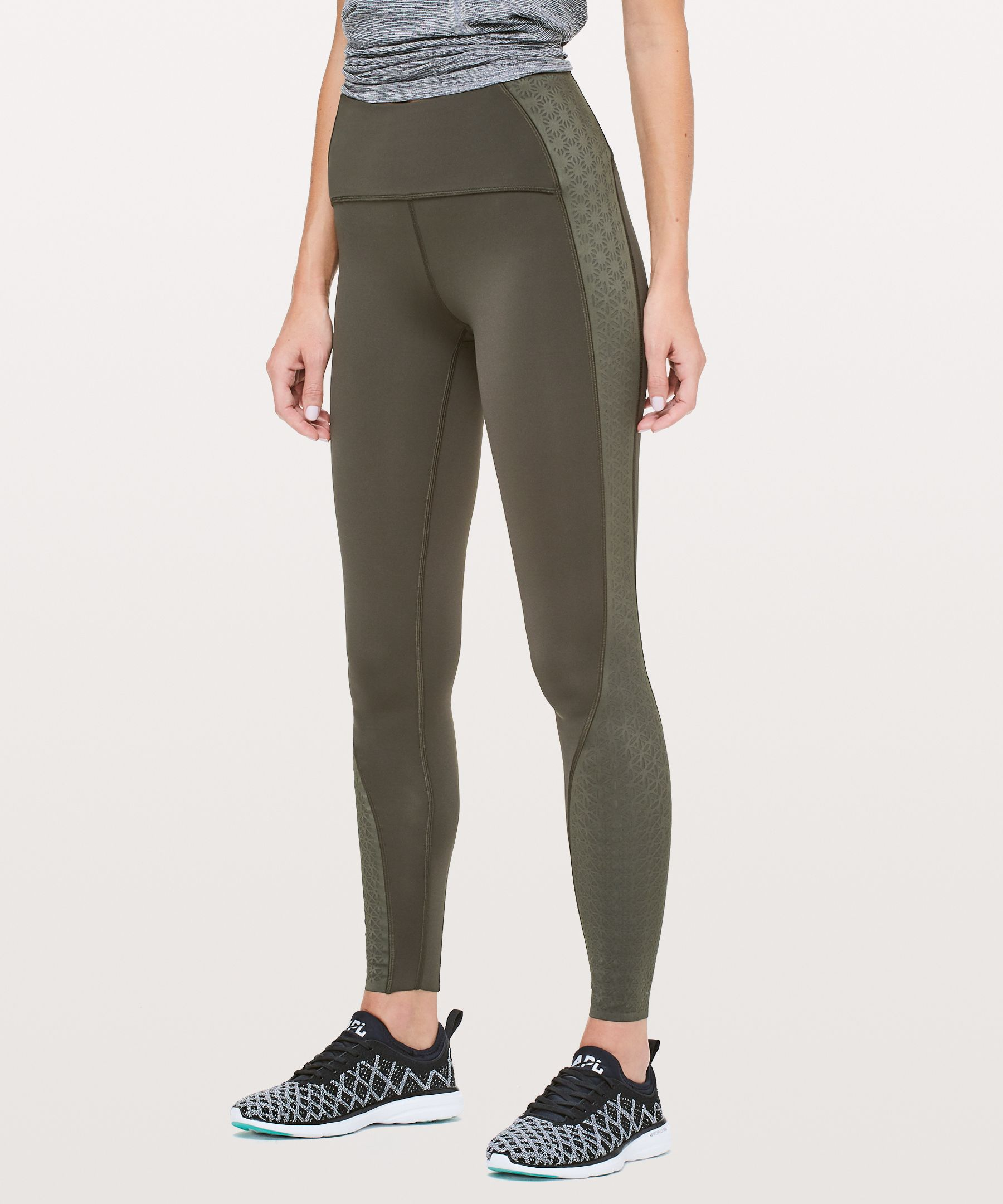 "Strength & Sweat Tight 28"" by Lululemon"