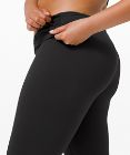 "Wunder Under HR Tight 25"" *FLN"