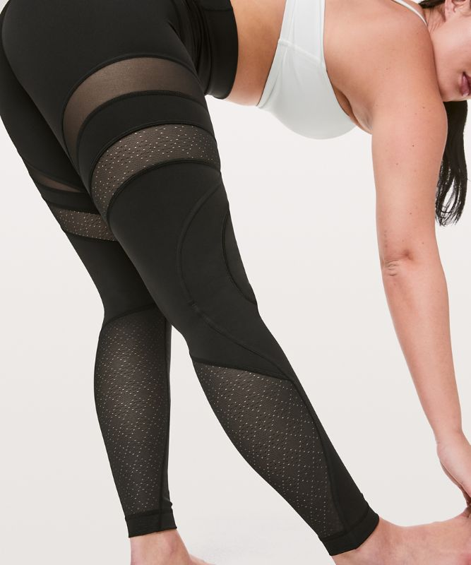 Wunder Under HR Tights *Mesh