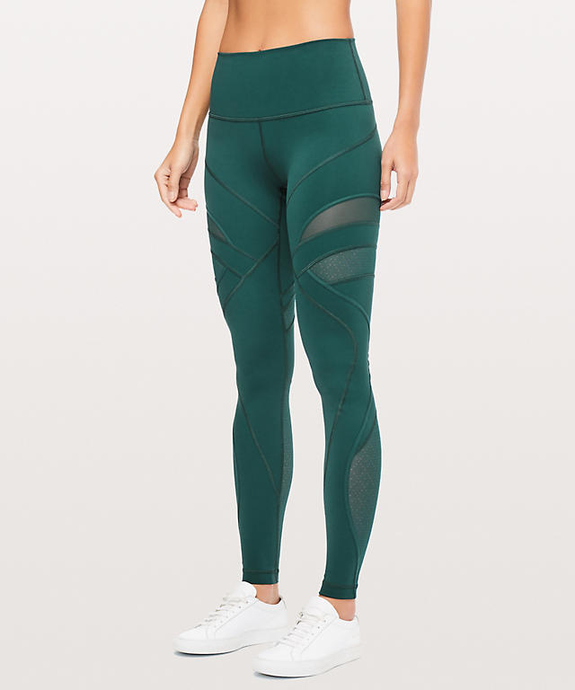 f721a8655b0cf9 9d9b86e788ba4 Wunder Under High-Rise Tight 28; 95c5338cc25c2 NWT size 8  Lululemon ...