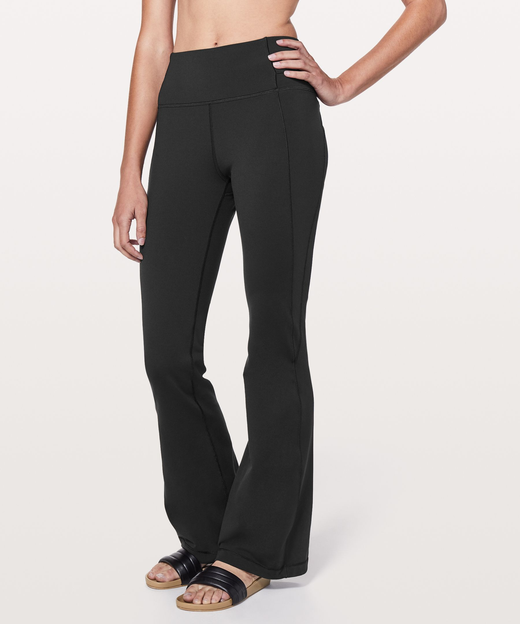 "Groove Pant Flare 32"" by Lululemon"