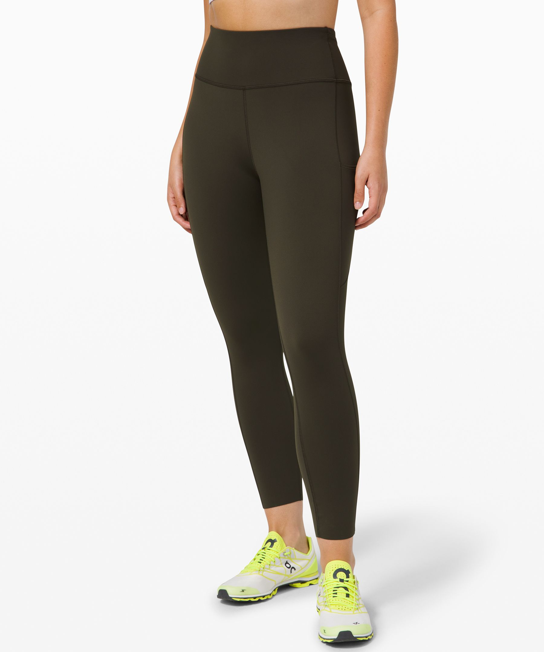 "Fast & Free 7/8 Tight Ii Nulux 25"" by Lululemon"