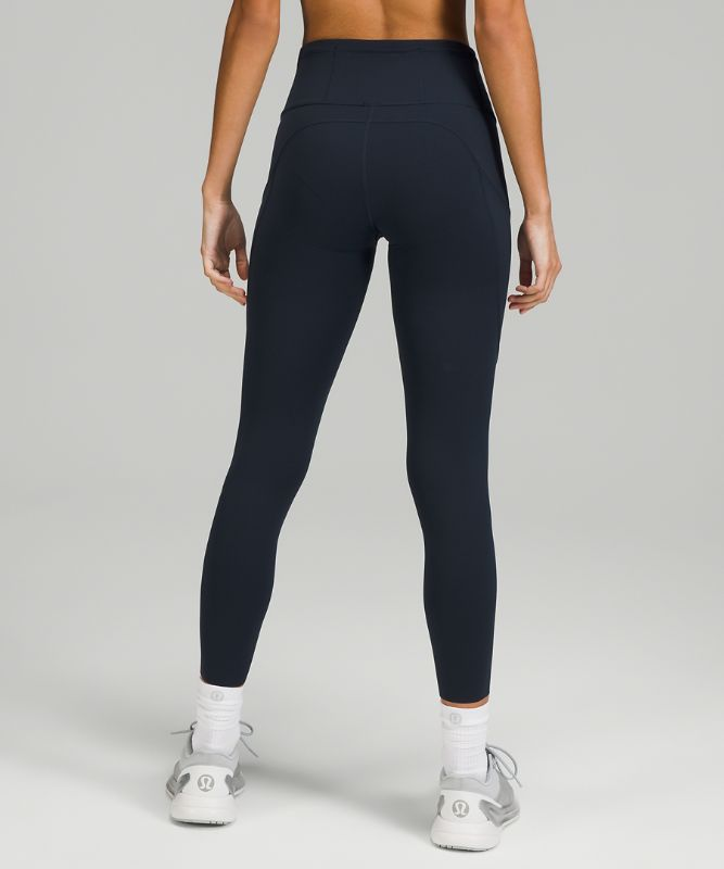 "Fast and Free HR Tight 25""*Ref"