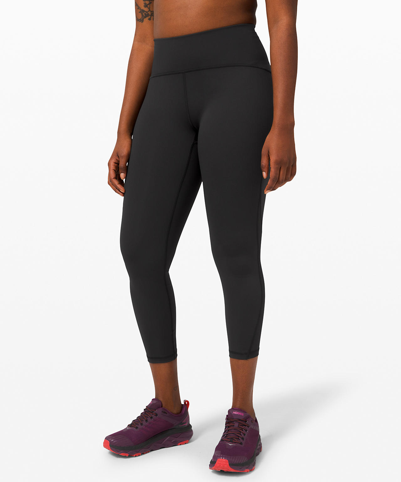 """Train Times Pant 25""""New by Lululemon"""