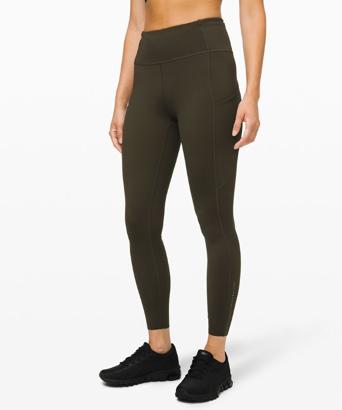 "Fast and Free High-Rise Tight 24"" *Reflective"