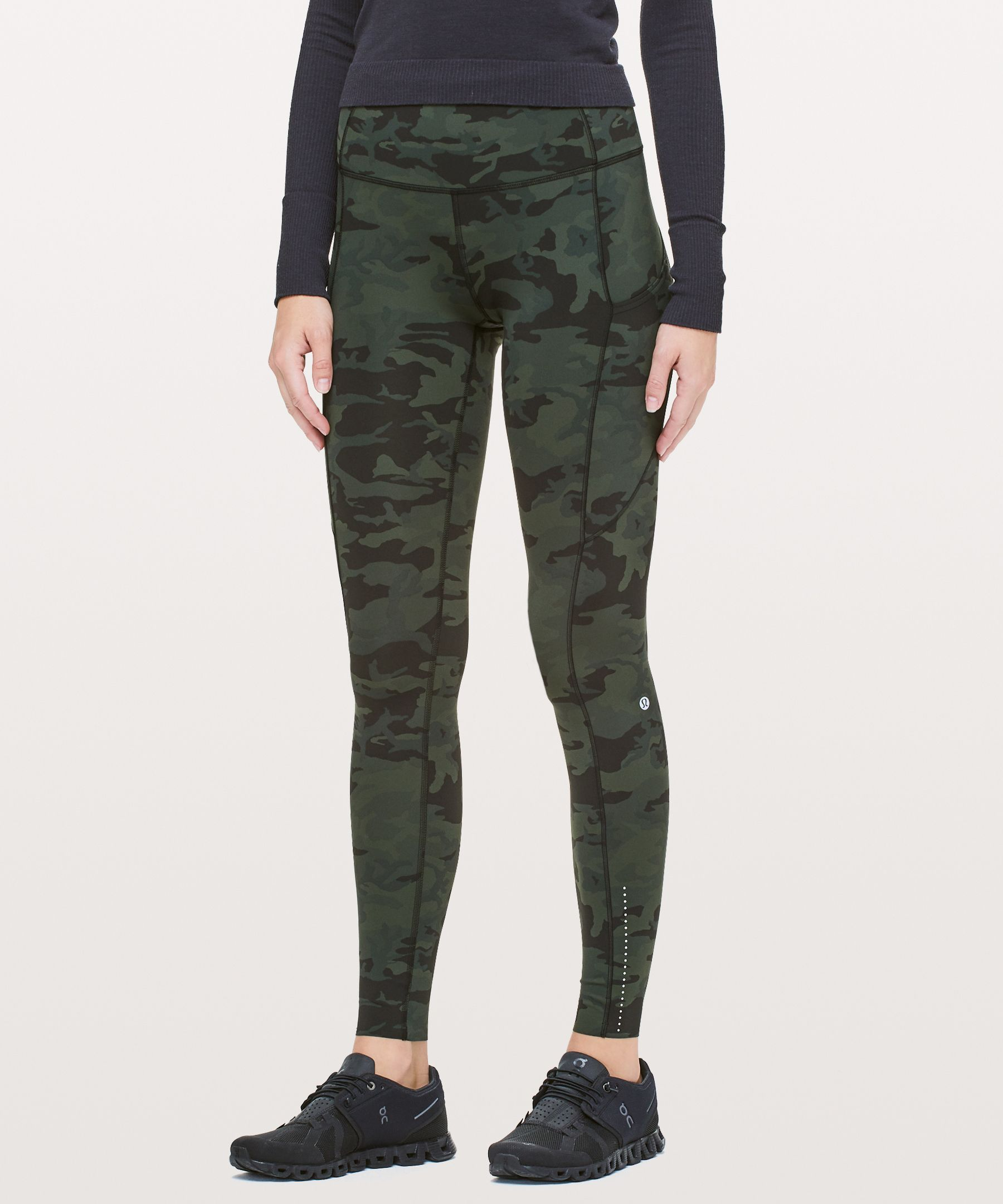 """Fast & Free Full Length Tight Nulux 28""""New by Lululemon"""