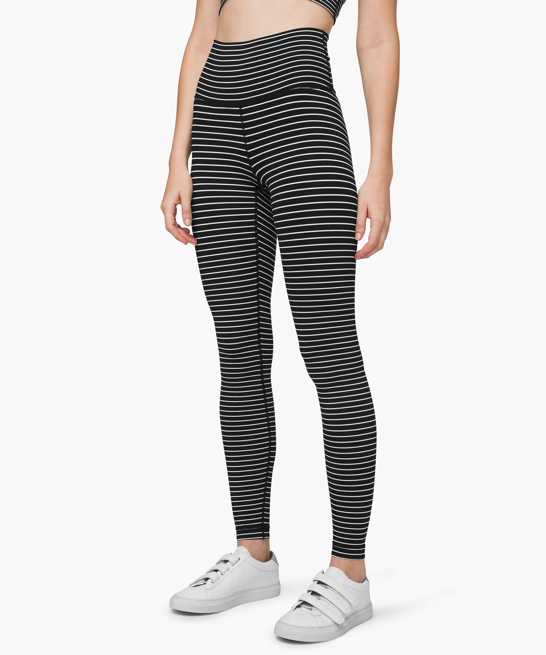"Wunder Under High Rise Tight 28"" Luxtreme New Full On™ Luxtreme by Lululemon"