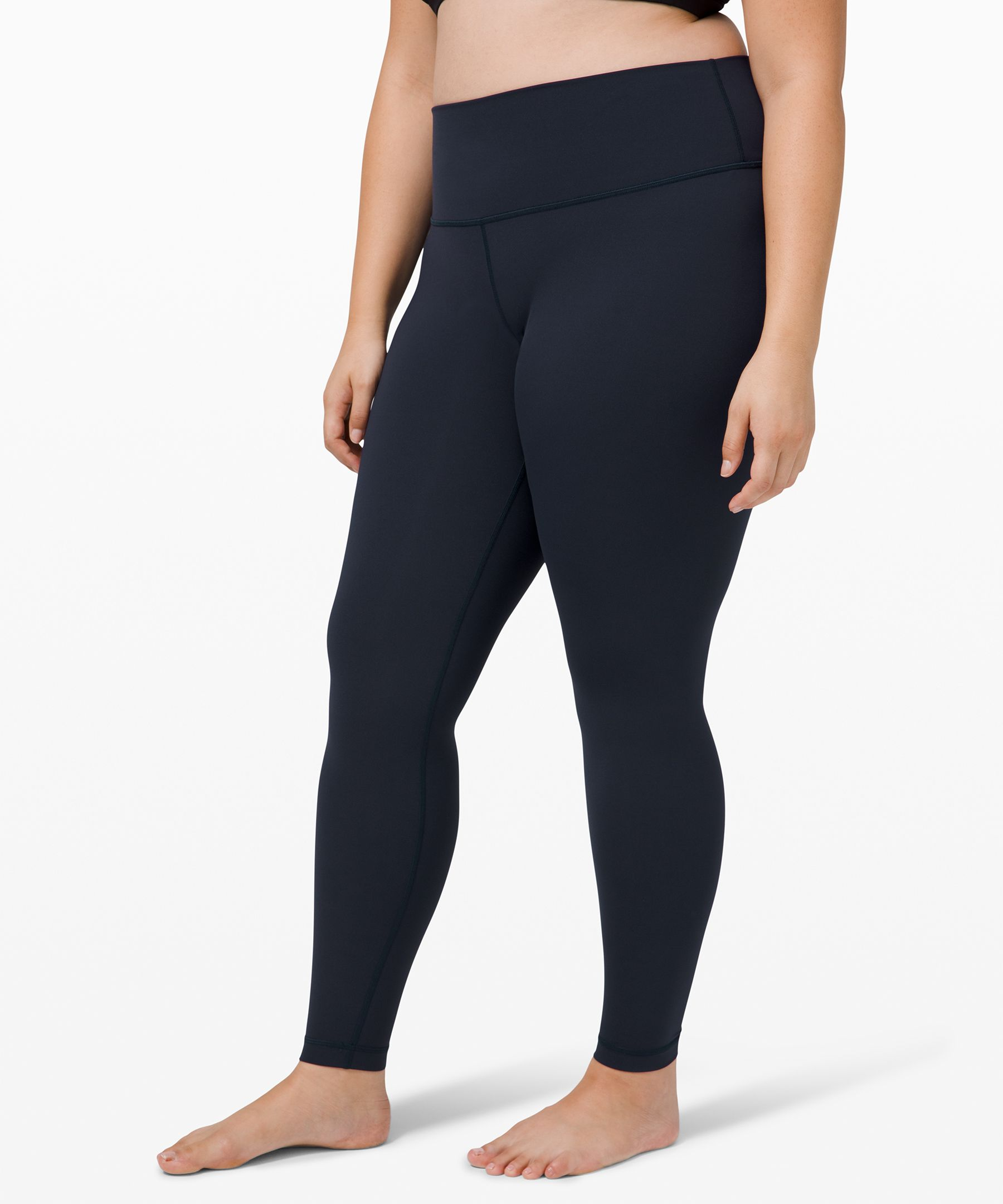 The one that started it all. Lunge, train, or flow in our versatile Wunder Under collection. Brushed Luxtreme™ fabric makes these tights a sweaty staple.