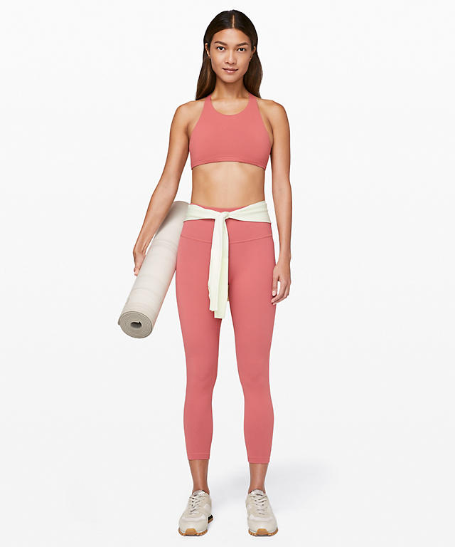 2f4bc4c74a7 ... Rustic Coral Wunder Under High-Rise Tight 25