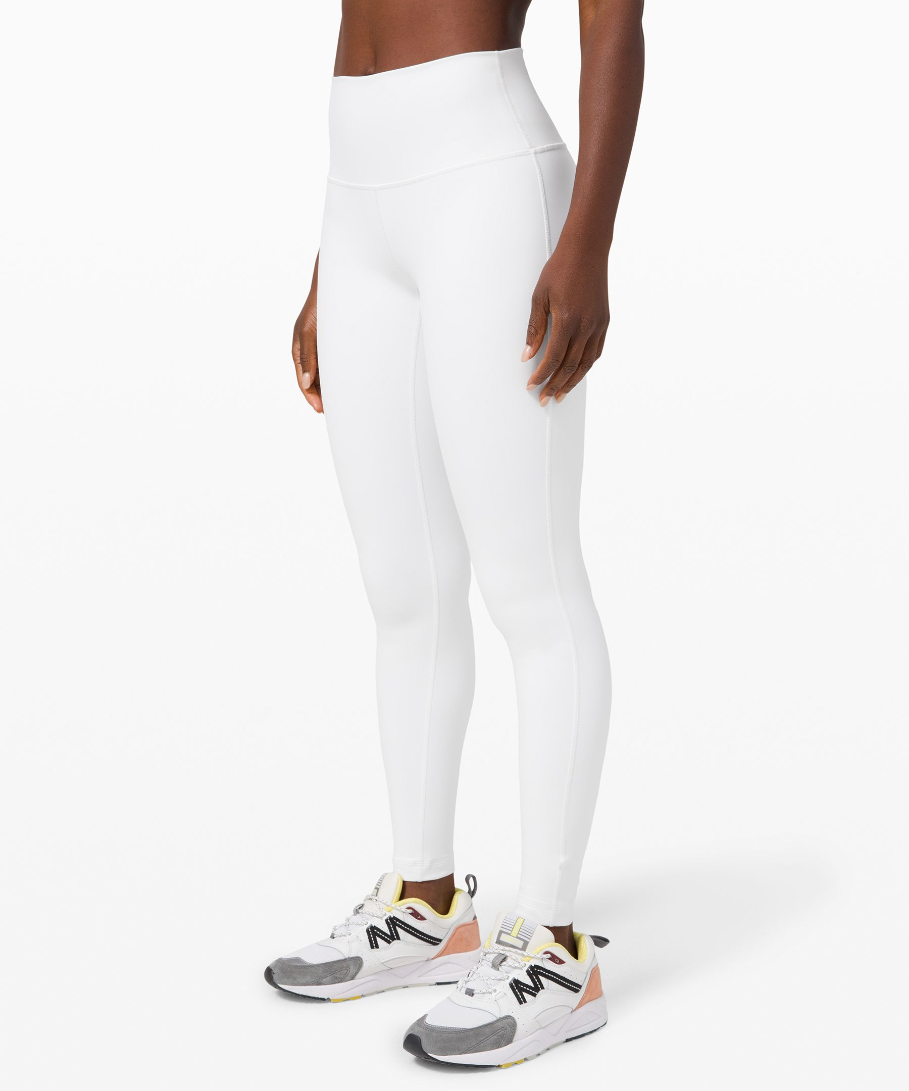 Women S White Leggings Lululemon