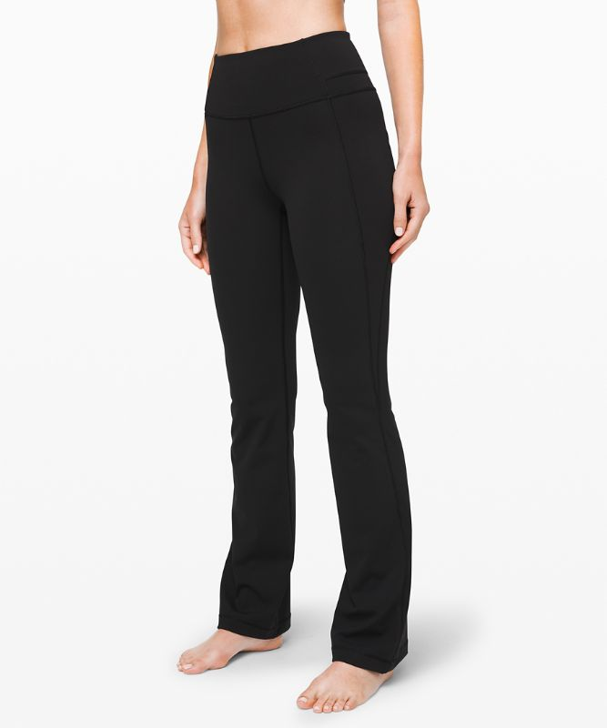 """Groove Pant Bootcut 32"""" *Online Only Full-On Luxtreme"""