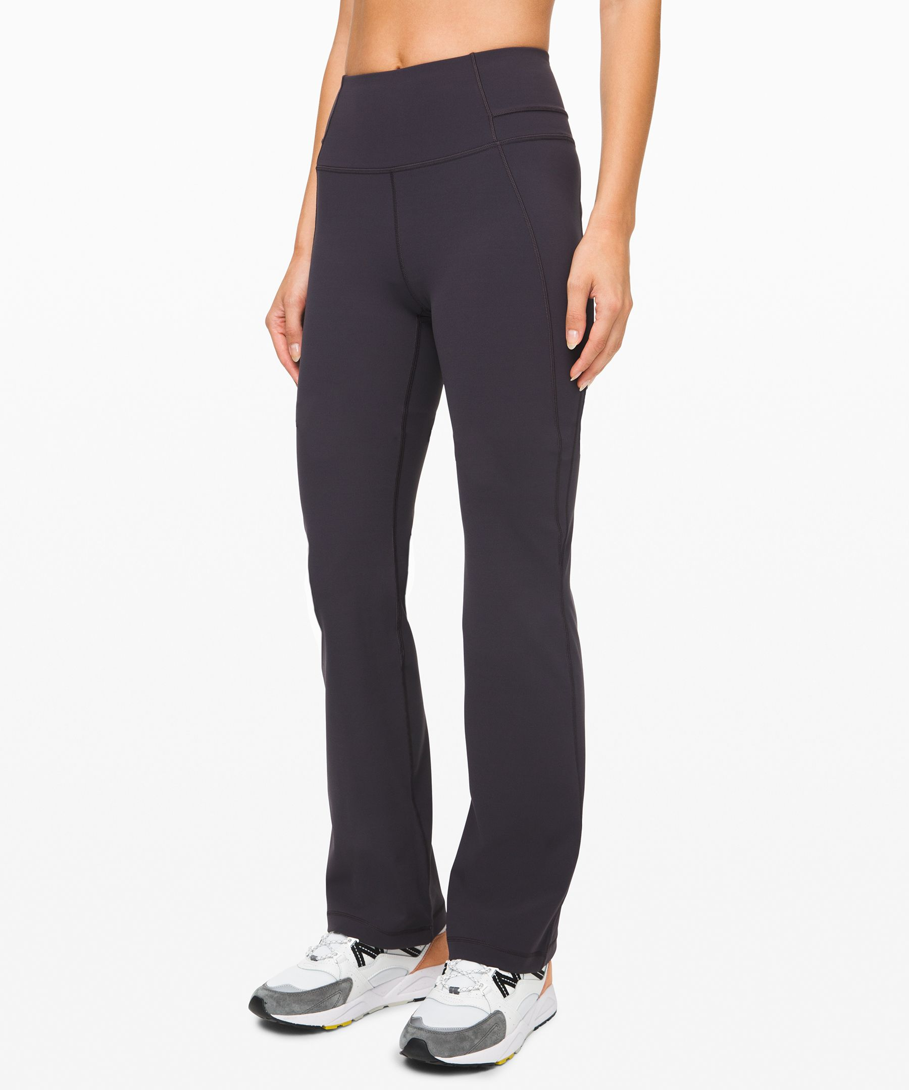 """Lululemon Groove Pant Bootcut 32"""" *online Only In Intergalactic"""