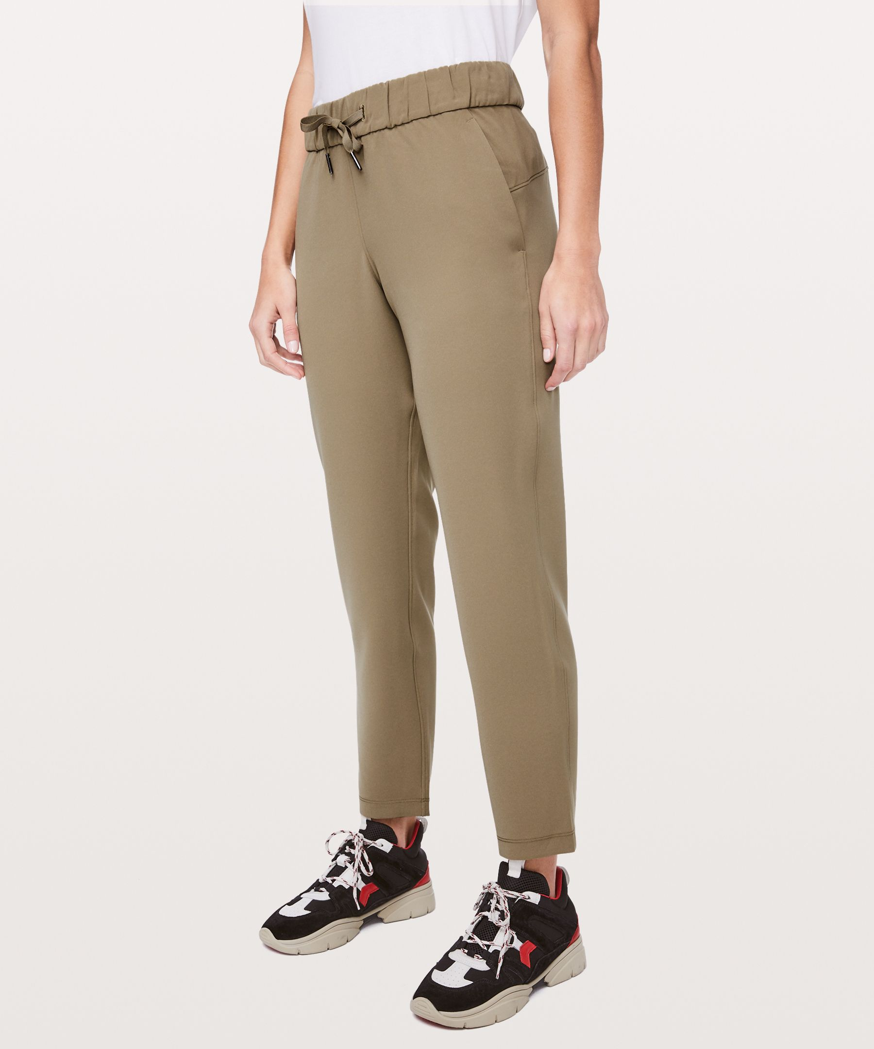 On The Fly 7 8 Pant Woven Women S Pants Lululemon Athletica