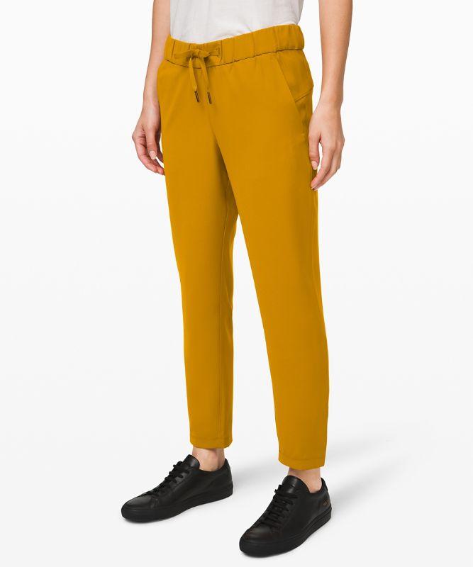 Pantalon 7/8 On the Fly *Tissé