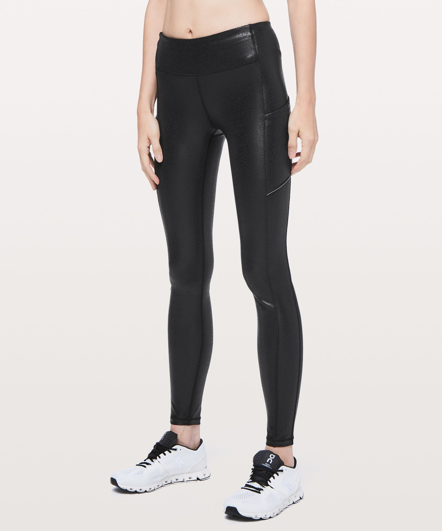 """Speed Up Tight Foil 28""""New by Lululemon"""