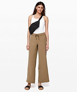 d3a73314bc6 ... View details of On the Fly Wide-Leg Pant Woven · Frontier color swatch