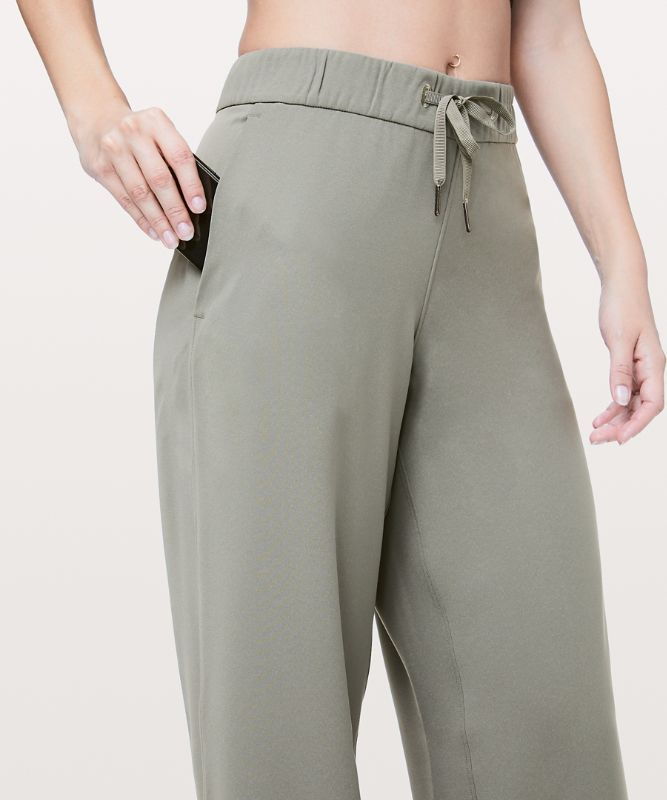 On the Fly WL Pant FL *Woven