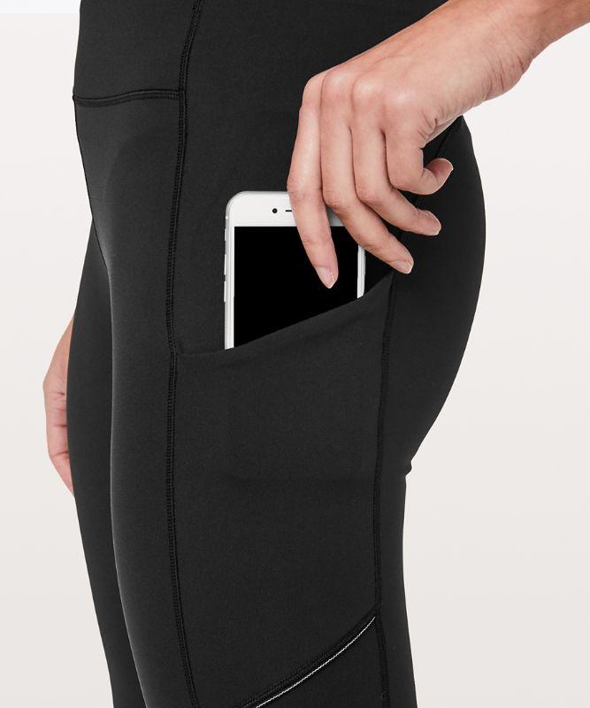 Legging Speed Up taille mi-haute 64cm