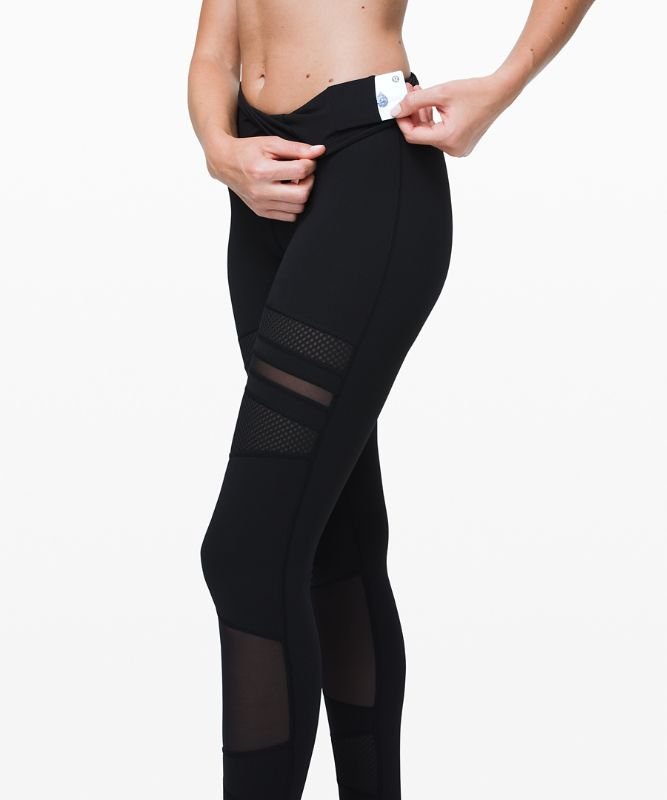 Wunder Under HR Leggings*Mix&Mesh