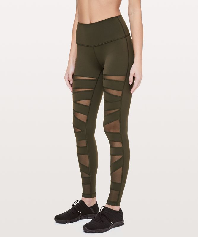 Legging Wunder Under Taille Haute *Tech