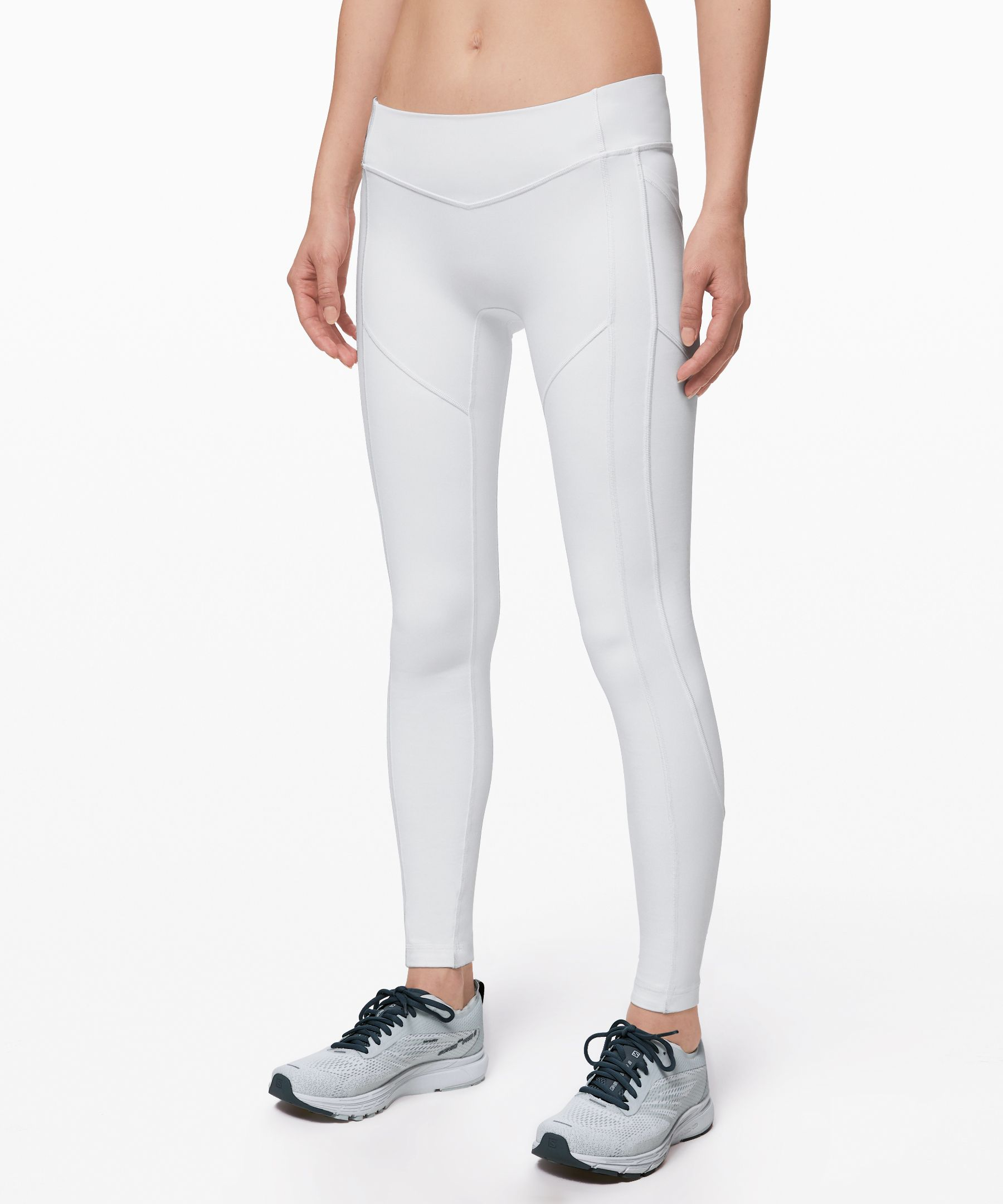 "Lululemon All The Right Places Pant Low Rise *28"" Online Only In White"