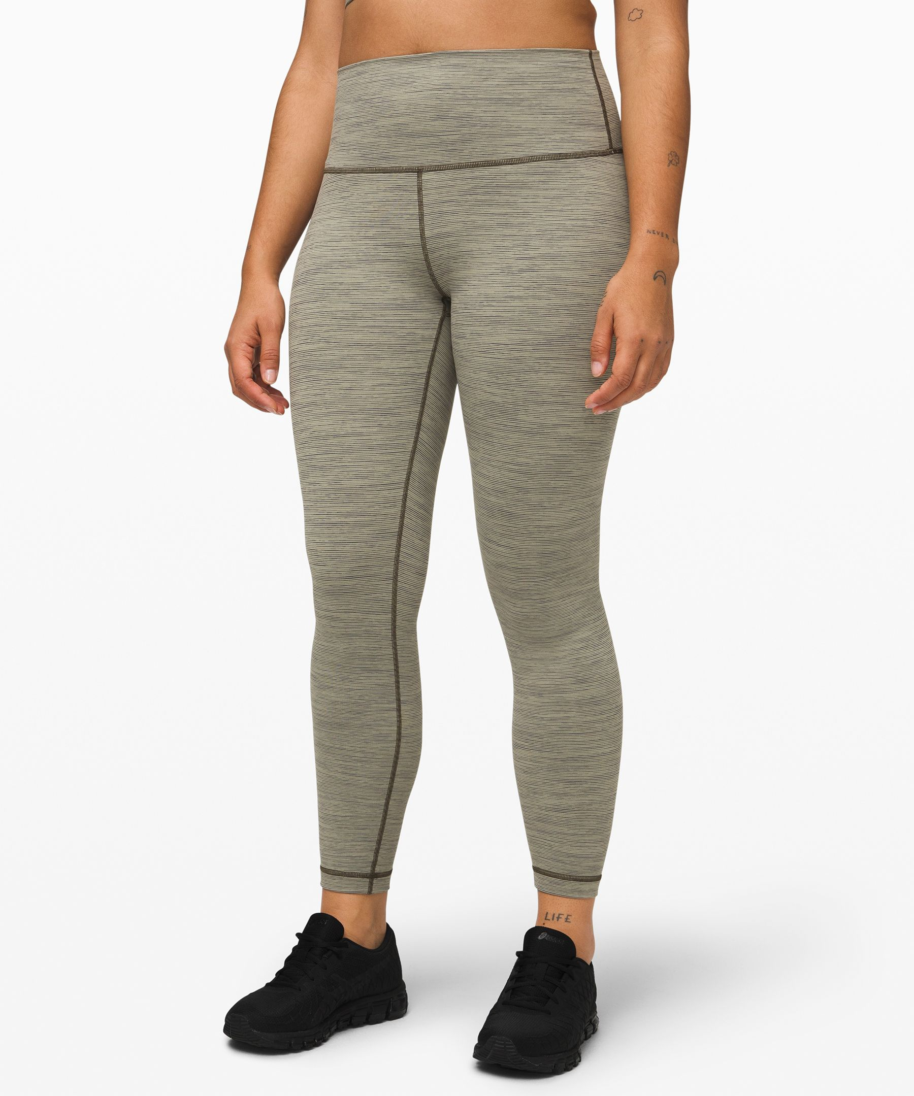 "Wunder Under High Rise Tight 25"" Full On Luxtreme Luxtreme™ by Lululemon"