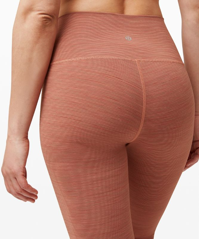 """Wunder Under High-Rise Tight 25"""" *Jacquard"""