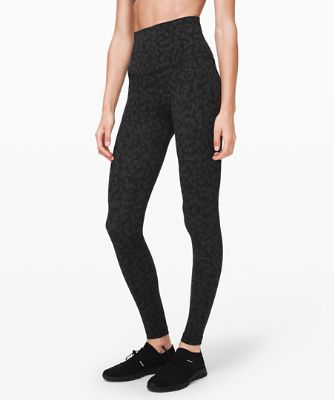 "Align Super-High Rise Pant 28"" *Online Only"