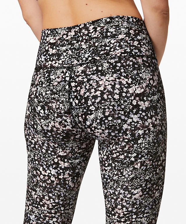 02eec90ba ... Floral Spritz Multi Wunder Under High-Rise Tight 28