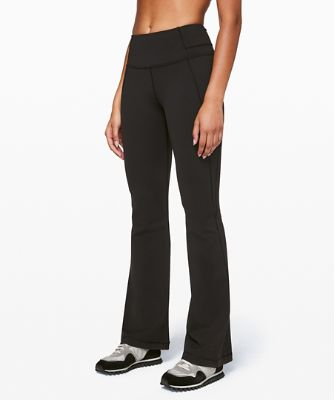 Groove Pant Flare 32""