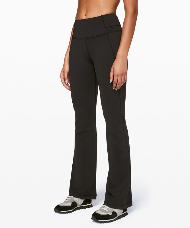 Groove Flare HR Pant 32.5""