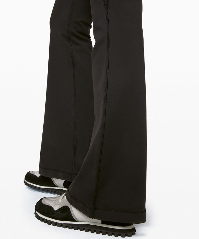 "Groove Pant Flare 32"" Full-On Luon *Online Only"