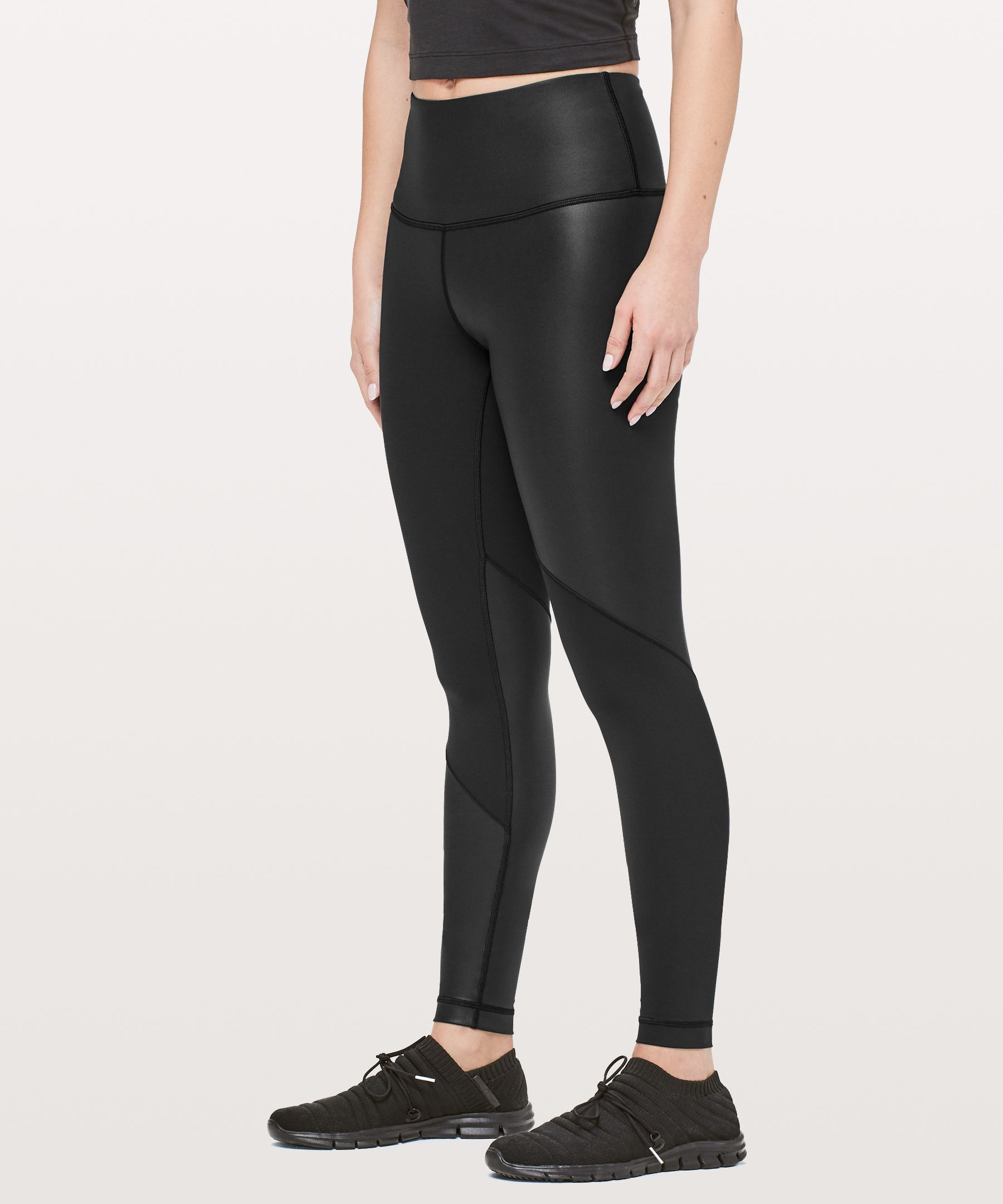 """Wunder Under High Rise Tight Cire 28"""" by Lululemon"""