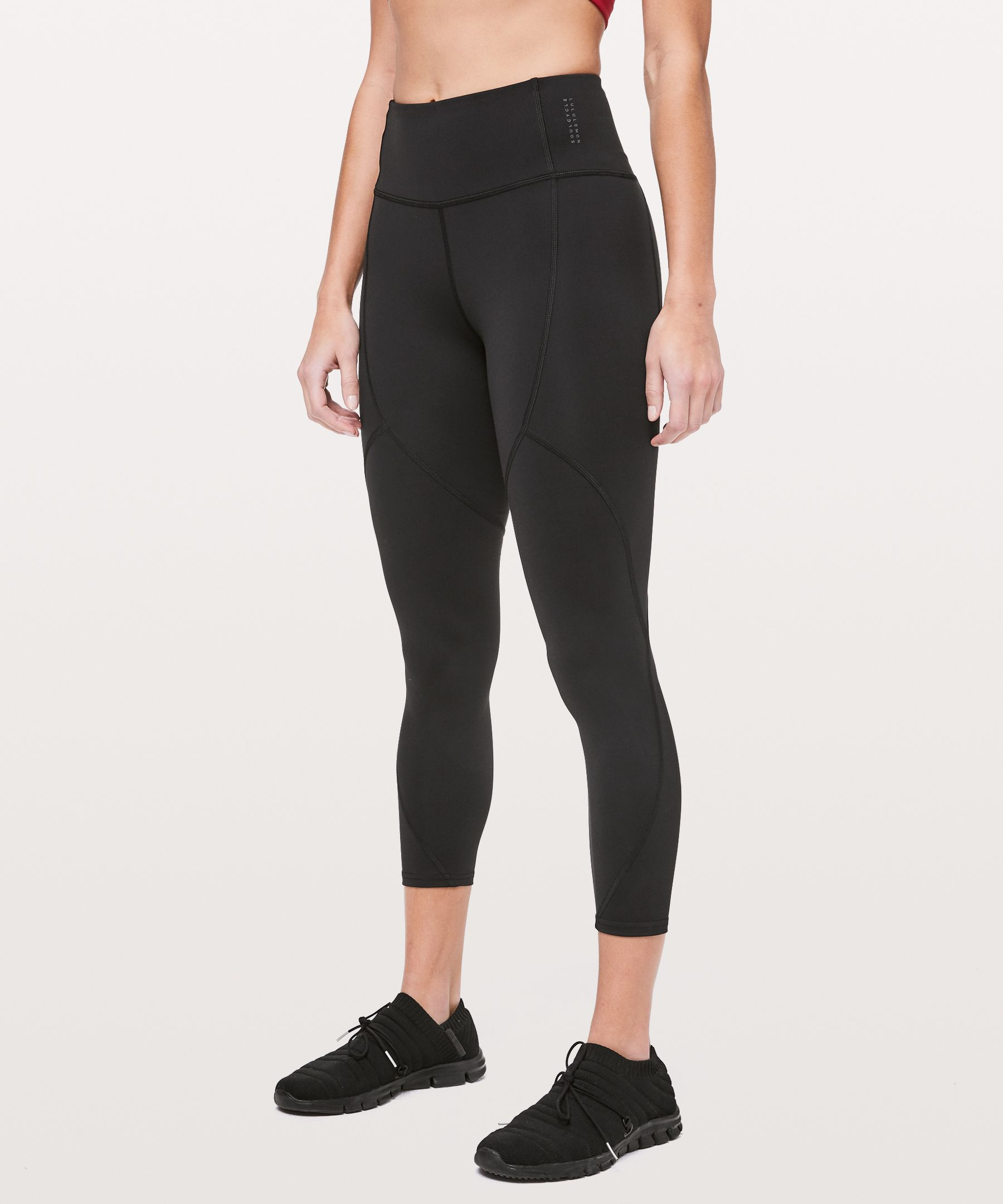 """To The Beat Tight 24"""" Lululemon X Soul Cycle New by Lululemon"""
