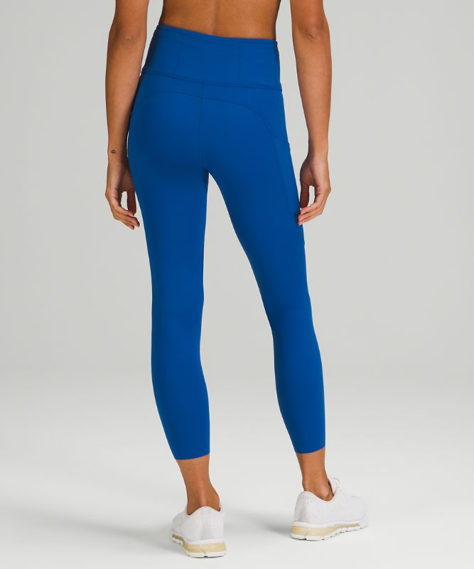 Legging Fast and Free taille haute 64cm